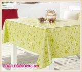 Decoração redonda do partido do Tablecloth do PVC