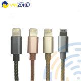 Pin de 1m Mfi 8 au câble de chargeur de synchro de caractéristiques de câble usb pour IOS 8 9 de l'air 2 de l'iPad 6s mini 23 4 de l'iPhone 6