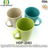 우아한 Eco-Friendly 대나무 섬유 컵 (HDP-2083)