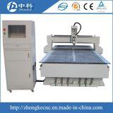 O modelo de trabalho Zhongke 1325 Madeira Portas CNC Máquina de gravação