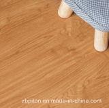 Clique Grian madeira vinil PVC Folha de intertravamento de azulejos do piso