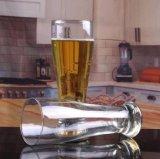 450ml de bière d'impression tasse tasse en verre de bière potable personnaliser le verre de bière