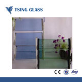 Manual de 4mm claro cristal de la ventana de persiana de flotación