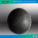 Aprovisionamento de fábrica de aço fundido Forjagem e Esferas de moagem 20mm-150mm