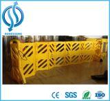 Ausdehnbare einziehbare Zaun-Plastiksperre