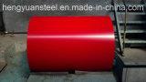 PPGI strich galvanisierten Stahlring für Farbe gewelltes Blatt vor