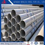 Tubi d'acciaio galvanizzati caldi per la costruzione della serra