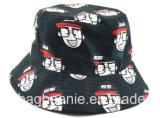 最上質の大人のサイズのカスタム明白なバケツの帽子