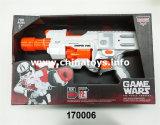 子供のおもちゃの電気柔らかい銃のプラスチックおもちゃ(170006)