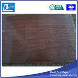 Farbe beschichtete Stahlring