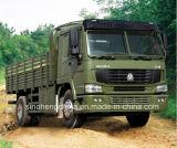 China 336HP HOWO 4X4 aller Rad-Laufwerk-Ladung-LKW