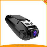 1.5inch de mini Verborgen Camera DVR van het Streepje van de Auto met de Waterdichte AchterCamera van de Mening