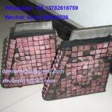 Piatto di bordatura di ceramica del trasportatore con gomma ed acciaio