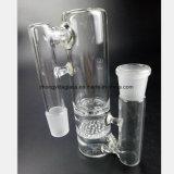 4,72 pouces du tuyau de verre d'Honeycomb filtre Accessoires Allume-cigares