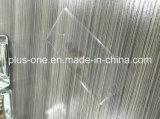Beschermer van het Scherm van het Glas van het nieuwe Product 3D Volledige Dekking Aangemaakte voor Melkweg A3 (2016)  Volledige Transparantie