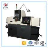BS203 CNC 선반 유효한 새로운 상태 유니버설 4 축선 엔지니어 기계장치 해외 CNC 기계 선반 공구를 서비스하기 위하여