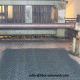 Contenitori galvanizzati ricoperti PVC di collegare di Gabion per la costruzione di ponticello