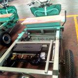 800W carga elétrica sem escova Trike com o controlador das tubulações do pedal 18