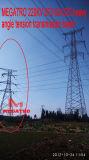 Megatro 220kv 2f2-Sj4 Gleichstrom-schwerer Winkel-Spannkraft-Übertragungs-Aufsatz