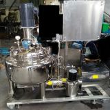 Acero Inoxidable 100L Bioslurry reactor de tanque