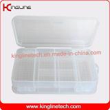 Milieuvriendelijke Plastic 10-gevallen Pill Box (kl-9132)
