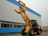 Gras Fork 3000kg Articulated Loader (Hq936) met Ce