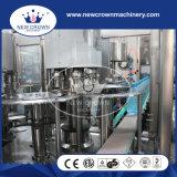 PLC контролирует машину завалки воды Monoblock для бутылки любимчика 3-5L