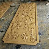 Arenaria naturale tagliata al formato per le mattonelle della parete delle mattonelle di pavimento di progetti
