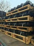 Renvoi d'avant de fournisseur de la Chine/renvoi arrière avec le dispositif Liebherr de tension 924 pièces de rechange de train d'atterrissage de bouteur d'excavatrice de machines de construction