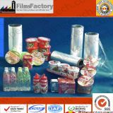 PVC Shrink Films / étiquette de PVC Films / PVC Shrink Films pour Makers / POF Shrink Films