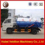 4X2 7500liter/7.5cbm/7.5m3/7500L Absaugung-Abwasser-LKW