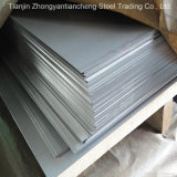 201 304 316 el revestimiento de PVC laminado en frío la hoja de acero inoxidable