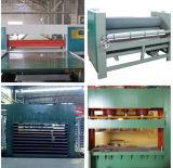 Chaîne de production de panneau de MgO de particules de machines de matériau de construction machine chaude de presse