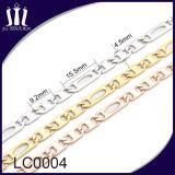 De nieuwe Ontworpen Juwelen van de Halsband van de Ketting van het Roestvrij staal van de Manier