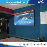 P3.84mm che fa pubblicità alla visualizzazione di LED personalizzata locativa dell'interno dello schermo di visualizzazione del LED della fase (576*576)