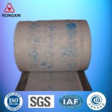Pañal disponible impreso Clothlike Backsheet con diseño del OEM
