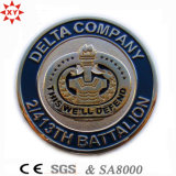 Zoll 3D Design Army Challenge Metal Coin