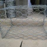 Vente chaude bon marché galvanisée ou boîte enduite de PVC Gabion