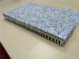 de Samenstelling van de Steen van het Graniet van 5mm met Bekledingspanelen van de Muur van de Honingraat van de Steen van de Comités van de Honingraat de Samengestelde