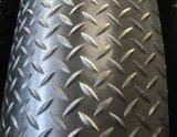 Резиновые коврики пола гаража / с ромбовидным орнаментом резиновое покрытие пола