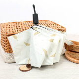 Cheapest Promotional Mini Fold Pocket Umbrella for OEM