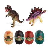 A páscoa Jumbo Berlina dinossauro crescente para crianças com brinquedos educativos de ovos