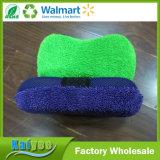 Limpeza do bloco de esponja de lavagem de fibra superfina de 8 tipos