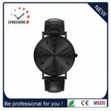 Form-Uhr-Japan-Bewegungs-Uhr-glänzendes Gesichts-Armbanduhr Soem (DC-343)