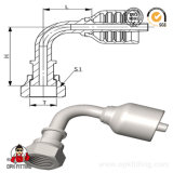 embouts de durites hydrauliques de boyau de l'acier inoxydable 20191-04-04h-Y