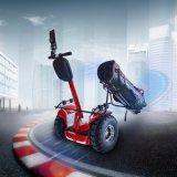 Deux roues 4000 Watt Samsung Lithium 1266wh 72V Chariots de golf d'occasion