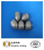 Hartmetall-Bergbau-Bit, flaches Gesichts-Tasten-Bit, Bit der Tasten-R28