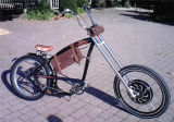 ¡Kit eléctrico mágico del motor de la bici del kit 24V/36V/48V de la empanada 5 con la conexión de Bluetooth!