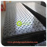 Stuoie provvisorie dell'impianto di perforazione del PE delle carreggiate della palude di UHMWPE/HDPE per il camion pesante
