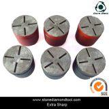 Алмазные резцы для покрытия и Epoxy удаления, этапа PCD меля